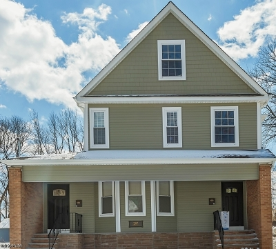Cranford Twp. Rental For Rent: 207 W North Ave