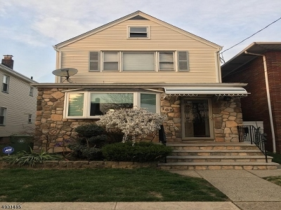 Linden City Single Family Home For Sale: 105 Jefferson Ave