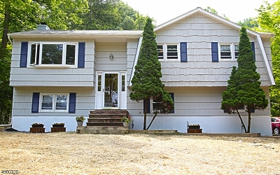 Byram Twp. Single Family Home For Sale: 20 Lake View Dr