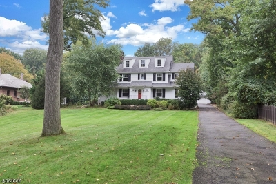 Westfield Town Single Family Home For Sale: 112 Brightwood Ave