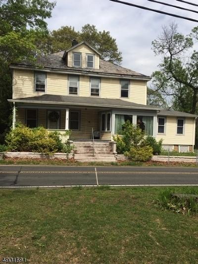 East Brunswick Twp. Single Family Home For Sale: 144 Church Ln