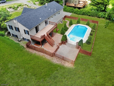 Byram Twp. Single Family Home For Sale: 384 Amity Rd
