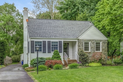 Westfield Town Single Family Home For Sale: 831 Willow Grove Rd