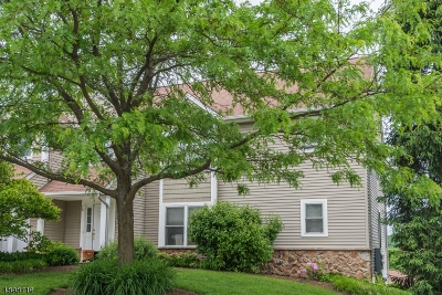 Hardyston Twp. Condo/Townhouse For Sale: 38 Bourne Cir