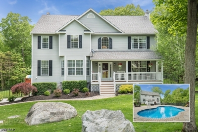 Hardyston Twp. Single Family Home For Sale: 39 Stonehedge Dr
