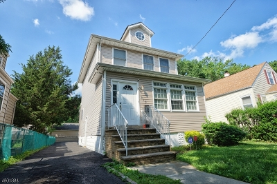 Linden City Single Family Home For Sale: 913 Baldwin Ave