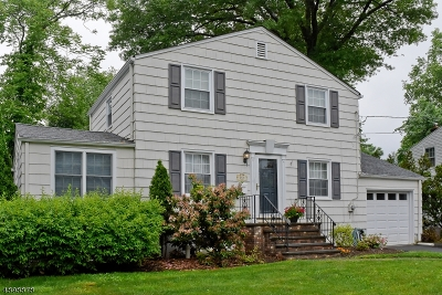 Madison Boro Single Family Home For Sale: 261 Kings Rd
