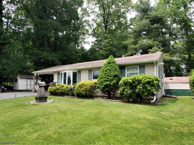 Lebanon Twp. Single Family Home For Sale: 36 Sun Mountain St