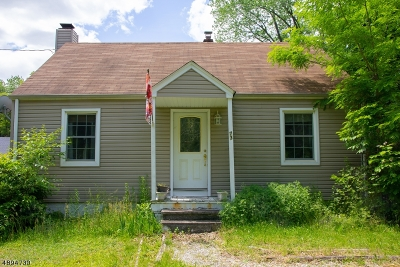 Branchburg Twp. Single Family Home For Sale: 73 N Branch River Rd