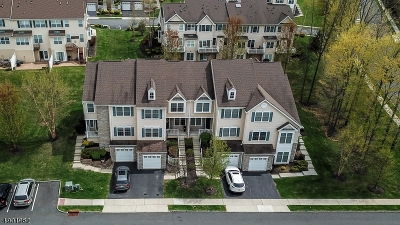 Mount Olive Twp. Condo/Townhouse For Sale: 6 Tutbury Ct