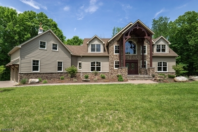 Vernon Twp. Single Family Home For Sale: 9 McPeek Rd