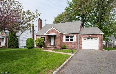 Linden City Single Family Home For Sale: 426 Rosewood Ter