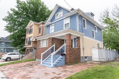 Elizabeth City Single Family Home For Sale: 70-72 Chilton St