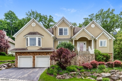 Hardyston Twp. Single Family Home For Sale: 25 Bracken Hill Rd