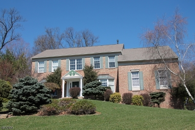Bethlehem Twp. Single Family Home For Sale: 15 Old Schoolhouse Rd
