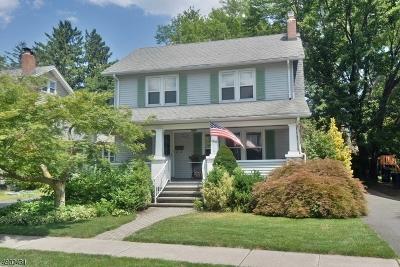 Hawthorne Boro NJ Single Family Home For Sale: $439,900