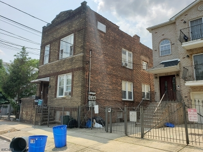 North Newark Multi Family Home For Sale: 596 3rd St