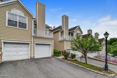 Berkeley Heights Twp. Condo/Townhouse For Sale: 22 Springholm Dr