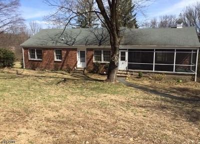 Montville Twp. Single Family Home For Sale: 26 Horseneck Rd