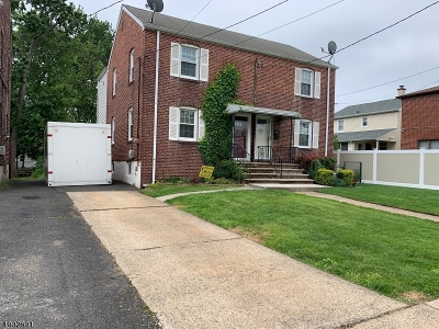 Elizabeth City Single Family Home For Sale: 1066 S Elmora Ave