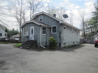 Union Twp. Commercial For Sale: 2490 Vauxhall Rd