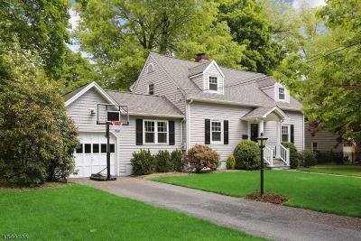 Glen Rock Boro Single Family Home For Sale: 17 Waldron Ave
