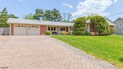 Franklin Twp. Single Family Home For Sale: 23 Johnson Rd
