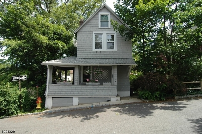 Parsippany Single Family Home For Sale: 29 Embury Place