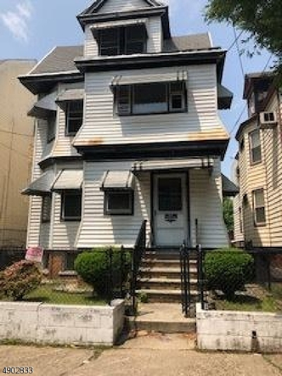 Newark City NJ Rental For Rent: $1,550