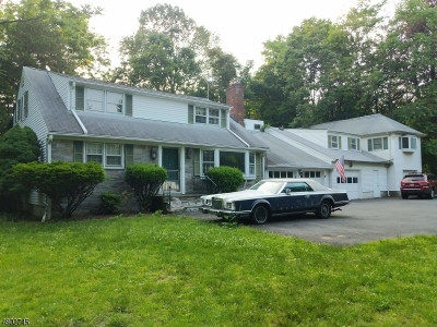 Morristown Town, Morris Twp. Single Family Home For Sale: 57 Normandy Heights Rd