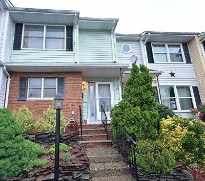 Manville Boro Condo/Townhouse For Sale: 15 Kyle St