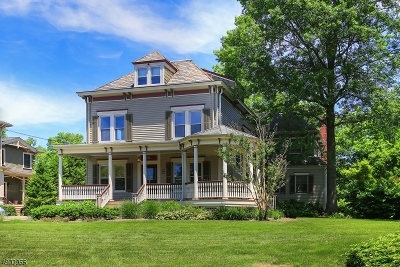 Westfield Town Single Family Home For Sale: 128 N Chestnut St