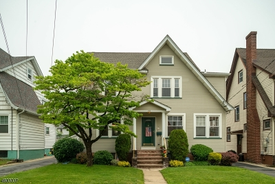 Belleville Twp. Single Family Home For Sale: 28 Hewitt Ave