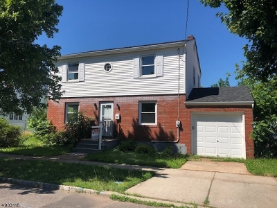 Somerville Boro Single Family Home For Sale: 27 Park Ave