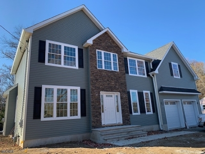 Rockaway Twp. Single Family Home For Sale: 161 Green Pond Rd