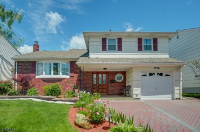 Union Twp. Single Family Home For Sale: 856 Mitchell Ave
