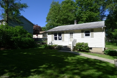 Hardyston Twp. Single Family Home For Sale: 3 Forest End Trl