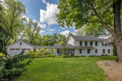 Raritan Twp. Single Family Home For Sale: 143 Copper Hill Rd