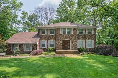 Montville Twp. Single Family Home For Sale: 4 Oakwood Ct