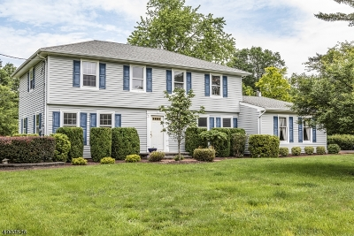 Montgomery Twp. Single Family Home Active Under Contract: 50 Sleepy Hollow Ln