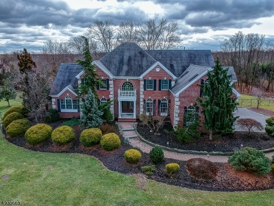 Franklin Twp. Single Family Home For Sale: 4 Mansfield Rd
