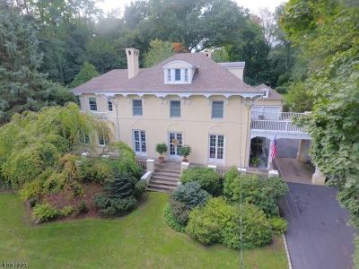 Glen Rock Boro Single Family Home For Sale: 450 Prospect St
