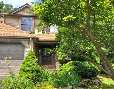 Montgomery Twp. Condo/Townhouse For Sale: 31 Manor Dr
