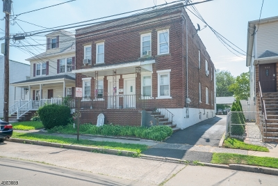 Linden City Multi Family Home For Sale: 509 W Elm St