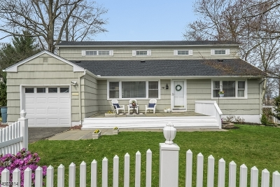 Madison Boro Single Family Home For Sale: 19 Rosewood Dr
