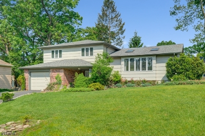 West Orange Twp. Single Family Home For Sale: 58 Nance Rd