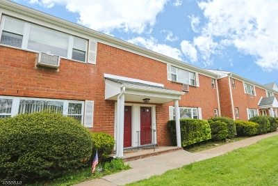 Parsippany Condo/Townhouse For Sale: 2467 Route 10 #7A