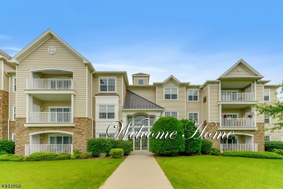 Franklin Twp. Condo/Townhouse For Sale: 8211 Westover Way #211