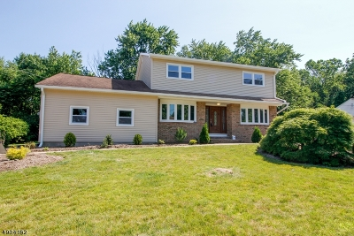 West Caldwell Twp. Single Family Home For Sale: 6 Essex Pl