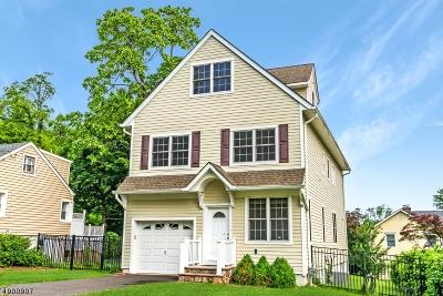 Bernards Twp. Single Family Home For Sale: 18 Lindbergh Ln